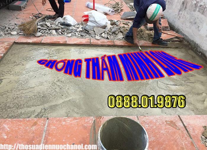 Thợ chống thấm dột tại tại quận Hà Đông - Liên Hệ: 0888.01.9876