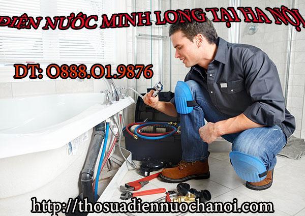 Sửa chữa điện nước tại quận Bắc Từ Liêm 0938 268 345