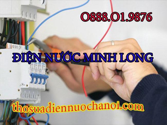 sửa chữa điện nước tại quận Nam Từ Liêm 0938 268 345
