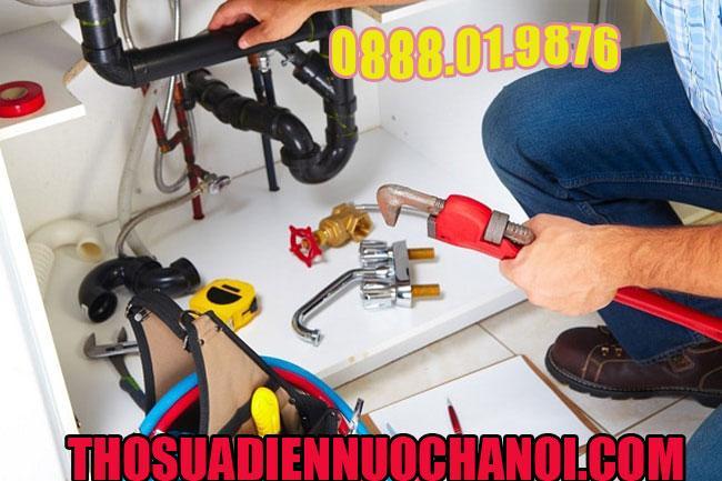 Sửa chữa điện nước tại Phúc Xá – 0938 268 345