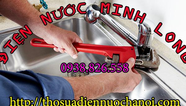 Sửa chữa điện nước uy tín tại Nguyễn Ngọc Vũ.